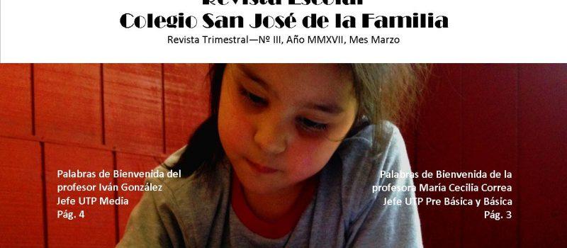 Revista San José de la Familia