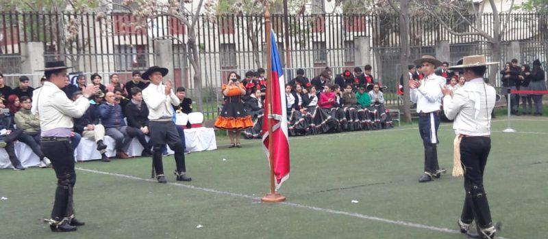 Muestra Inter escolar de Folclor