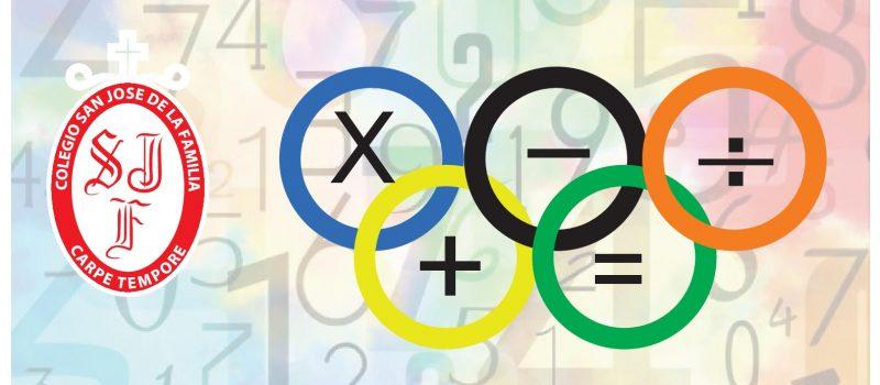 1º Olimpiada de matemática Ens. Básica