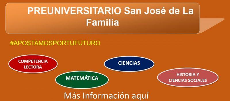 Preuniversitario San José de la Familia